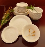 earthware compostable bowls