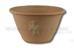 world centric wheat straw fiber compostable bowls