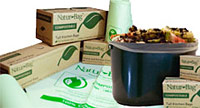 NaturBag Northern Technologies Compostable Bag Liners