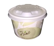 PrimeLink PLA lined Hot Food container