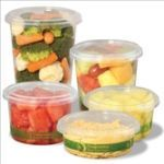 Stalk Market Compostable deli take out containers
