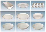 biosphere industries tapioca based food service and bakeware compostable