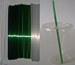bioshell tableware compostable PLA straws