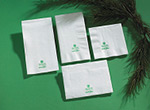 Hoffmaster compostable paper napkins