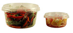 Deli Containers world centric corn based compostable take out