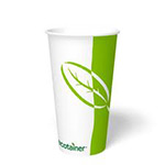 International Paper compostable cold cups
