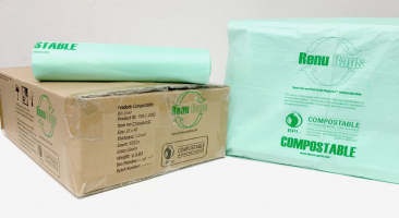 Allstate Plastics Compostable Bags
