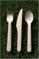 Birchware wooden utensils compost